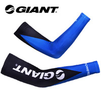 Wholesale Cycling Arm GIANT Cycling oversleeve Bike Arm New GIANT cycling Arm Sleeves cycling Warmers Cycling Protective Gear