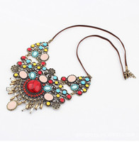 Beaded, Strands Bohemian Women's Wholesale New Arrival 2pcs one lot Chinese jewelry - fringed retro fashion woolen sweater chain short sweater item decoration