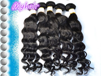 Wholesale Factory Supply high quality A Grade Loose Wave Indian Hair Human hair DHL
