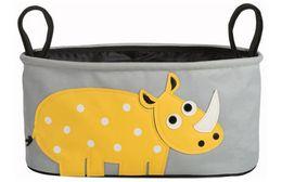 Wholesale 2014 New Diaper Bag Mummy Bags carts Yellow rhinoceros Baby Diaper bags Handbag DZY745H