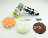 Wholesale Top quot New Air Palm Sander Car polisher Sets