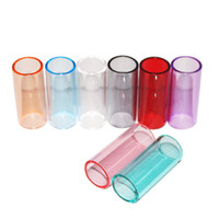 Wholesale Mini Protank Atomizer Glass Tube Various Color Smooth Edge Well Leak Proof Glass Tube for mini Protank2 Repacement Parts