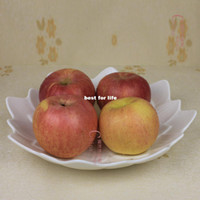 Wholesale Lotus fruit plate fruit plate ceramic fruit bowl for Buddhahood disk upscale fashion creative new shipping
