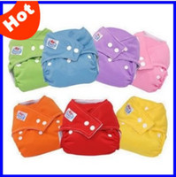 Wholesale 2014 Baby Diapers Diapers Babyland Diapers Cloth Diapers Suppliers Diapering all in one size Adjustable size