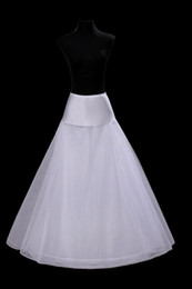 Wholesale Hote sale Best Selling Cheap A Line Tulle Bridal Petticoats Wedding Underskirt Crinolines Bridal Accessory Wedding Dress Crinoline