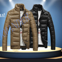Wholesale New Duck Down Cotton Jacket Men Parka Outdoor Casual Mens Warm Winter Dress Rlx Polo Coat Brand Sport Ski Suit Ea7 Bogner