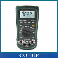 Wholesale NEW MS8260G Digital Multimeter DMM AC DC Analog Dual Display LCD display