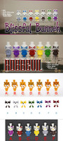 Wholesale EGO Silicon Drip Tips with Rich Styles for ego Clearomizers EGO Mouthpiece Content Bunny Panda Monkey Roboter Cat Styles E cig