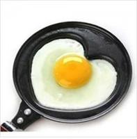 Wholesale Breakfast pot omelette pan love