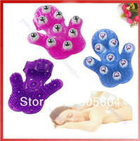 hand held massager - Body Care Hand hold Roller Rolling Joint Glove Massager