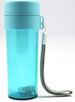 Wholesale 400ML Plastic Water Sports Bottle Outdoor Fashion Eco friendly