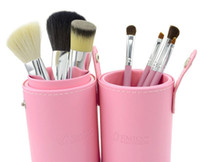 Cheap 7 Pieces Makeup Brushes Best Face Powder Brushes  one set
