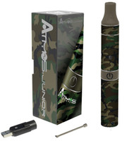 Wholesale 2014 new style products Dry Herb vaporizer Electronic cigarette camo atmos junior DHL