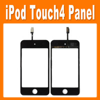 Wholesale Touchscreen Digitizer Touch Panel for iPod Touch Digitizer Touch Screen Panel Replacements DHL