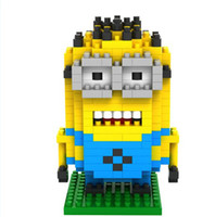Adorable Children Birthday Gifts Despicable Me Bricks Cartoo...