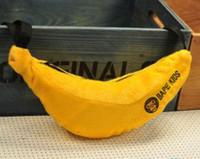 Messenger Bags Handbags Small(20-30cm) Children Banana Messenger Bag Waist Bag cotton baby chest bag children coin wallet