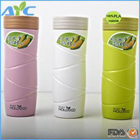 Wholesale 1pcs Creative Pla Corn Material Four Ring ml Blender Bottle