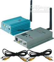 Wholesale 2 g Wireless Transmitter and receiver Audio Video pc