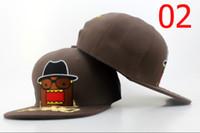 Sombreros baratos unisex Snapbacks del balompié del baloncesto de Brown Gorras alta calidad Sombreros cómodos Caps Deportes Durable Headwears Top Moda