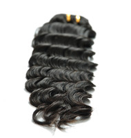 Wholesale WIGISS hair products losse deep wave brazilian virgin hair extensions mixed length each size quot quot Grade A H6007A