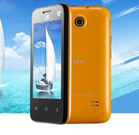 ZTE 3.5 Android ZTE U793 Unlocked Dual SIM Android OS 2.3 goole play store Russian Hebrew language china brand cheap Children Student SmartPhone