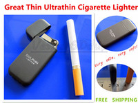 Wholesale Great Thin Ultrathin DOLPHIN Windproof Cigarette Cigar Lighter