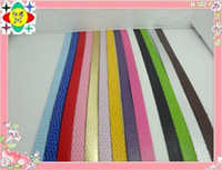 Wholesale strips mm wide m length PU Leather belt fit for mm diy slide charms or letters NO