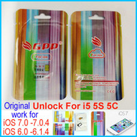 att gsm cdma - Genuine GPP Turbo Nano Sim Nano unlock card For iPhone5 S C IOS X CDMA GSM ATT T MOBILE Sprint Verizon NETELL DIGITEL ROGERS