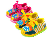 Unisex Summer Cotton OUTLETS!Breathable mesh baby shoes,soft bottom walker shoes, cartoon toddler shoes, WHOLESALE children casual shoe,baby wear.5pairs 10pcs.JF