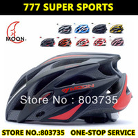 Wholesale Best Selling MOON Road Bicycle Helmet Bike Highway Capacetes Casco MTB Sports Cycling Helmet Size cm cm