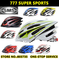 Wholesale 2014 Newest SMS Road Bicycle Helmet Bike Highway Helmet MTB Sports Cycling Casco Protective Gear colors Size cm cm