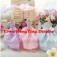 Wholesale Resin Mannequin Jewelry Doll Earring Holder Jewelry Display Stand Girls Birthday Gift cm