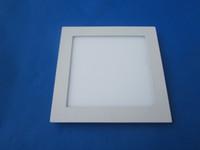 No AC100-240V 2835 CE RoHS approved 15W 200*200mm LED Embeded Suspended Surface mounted Panel Light AC100-240V Lamp indoor lighting high brightness