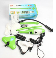 Wholesale Steam mop x5 Easy to clean Removable H2O Mop X5 Steamer as on TV