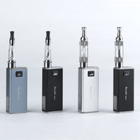 Electronic Cigarette Set Series silver & blue Original Innokin iTaste MVP 2.0 with iclear 30 Clearomizer Variable Voltage 3.3V~5.0V 2600mah Rechargeable battery
