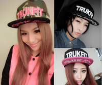 Ball Cap black Woman Wholesale - HOT! TRUKFIT Snapback Hats, New Snapback Caps,Men Snapback Cap ,All New Style Sports Caps ! Free Shipping!