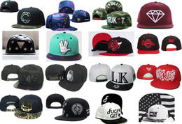 Wholesale Snapbacks Hats Adjustable Cheap Snapbacks Hat Cap Trukfit Pink Dolphin Caps Snapbacks Men and Women Caps Hot Sale Good Feedback