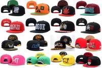 Wholesale by EMS Snapbacks Hats Adjustable Cheap Snapbacks Hat Cap Trukfit Pink Dolphin Caps Snapbacks Men and Women Caps