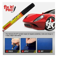 Best Universal Clear Car Coat Paint Scratch Repair Remover Pen for All Car