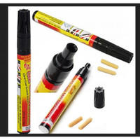 Best 2PCS Universal Clear Car Coat Paint Scratch Repair Remover Pen for All Car