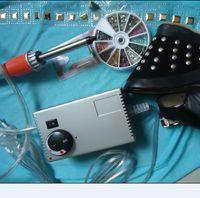 Wholesale 220V Temperature Adjustable Hot Fix Applicator Hotfix Wand Stones Automatic Absorption amp Retail