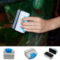 Wholesale Brand New Magnetic Aquarium Fish Tank Glass Scraper Cleaner Floating Clean Brush