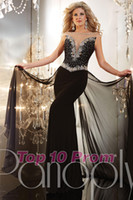 V-Neck dhgate - 2014 TOP DHgate Chiffon V neck Backless beaded Mermaid Wedding Dresses Party Dresses Lace Prom Ball Gowns Evening Bride