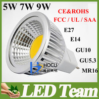 Cheap Spotlight Cob Led Bulb 9w Best LED 9W Led Light Cob 5w