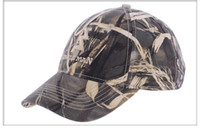 Wholesale HOT sale MAX bionic camouflage hunting fishing cap baseball cap cotton hat bucket hat fishing cap H111