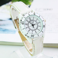 Wholesale 5pcs high quality mix color fashion womens business gift watches sf144647