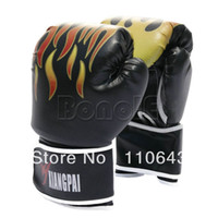 Wholesale New Black Practice MMA Sanda Fight Adult Boxing Gloves Sparring Curved Focus Mitts