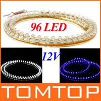 automotive led light strips - High Quality cm LED Flexible Waterproof PVC car led Strip Light