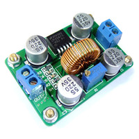 Wholesale 5 DIY Adjustable Voltage Regulator LM2587 DC V V to V V High Power Boost Converter Power Adapter
