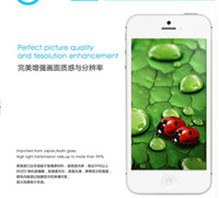 Wholesale Excellent scratch resistance Tempered Glass film Screen Protectors Anti Scratch shatterproof Explosion proof Protector For iphone S S